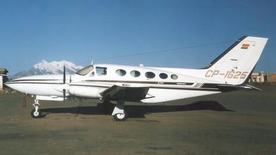 CP-1625 - Cessna 414A Chancellor - Private