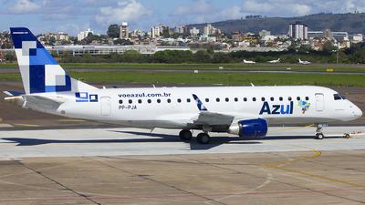 PP-PJA - Embraer 170-200LR - Azul Linhas Aéreas Brasileiras