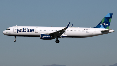 N935JB - Airbus A321-231 - jetBlue Airways
