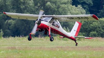 SP-ECB - PZL-Okecie 104 Wilga 35A - Aero Club - Grudziadzki