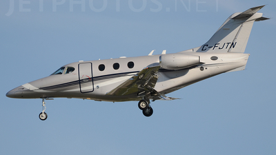 C-FJTN - Hawker Beechcraft 390 Premier IA - Private