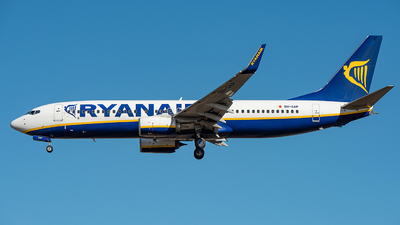 9H-QAP - Boeing 737-8AS - Ryanair (Malta Air)