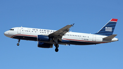 N601AW - Airbus A320-232 - US Airways