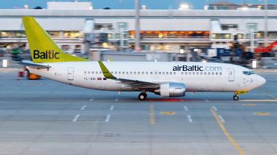 YL-BBI - Boeing 737-33A - Air Baltic