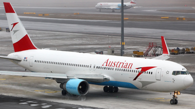 OE-LAE - Boeing 767-3Z9(ER) - Austrian Airlines