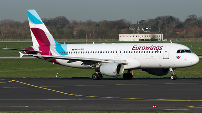 A picture of DABZL - Airbus A320216 - Eurowings - © Stefan Bayer