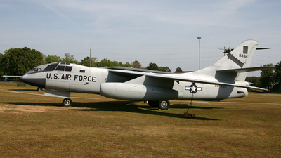 55-0392 - Douglas WB-66D Destroyer - United States - US Air Force (USAF)