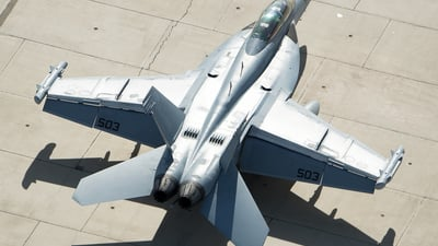169214 - Boeing EA-18G Growler  - United States - US Navy (USN)