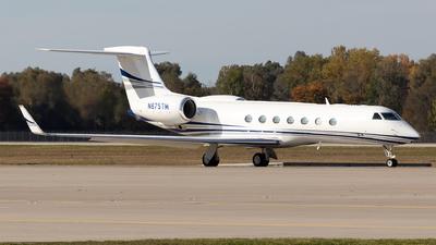 N875TM - Gulfstream G550 - Private