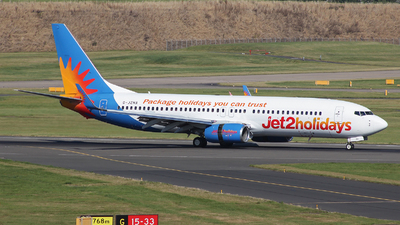 G-JZHA - Boeing 737-8K5 - Jet2.com