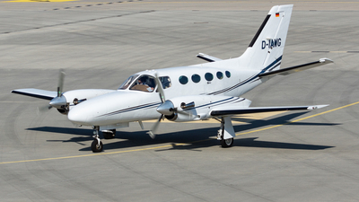 D-IAWG - Cessna 425 Conquest I - Aerowest Flugcharter
