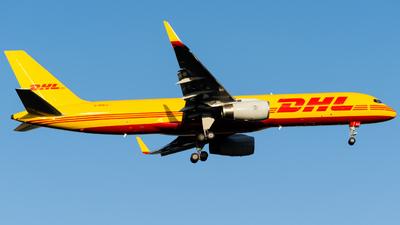 G-DHKU - Boeing 757-223(PCF) - DHL Air