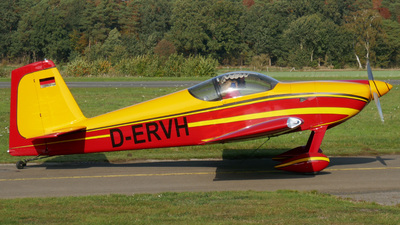 D-ERVH - Vans RV-7 - Private