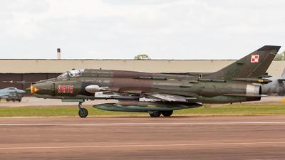 9616 - Sukhoi Su-22M4 Fitter K - Poland - Air Force