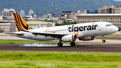 B-50016 - Airbus A320-232 - Tigerair Taiwan