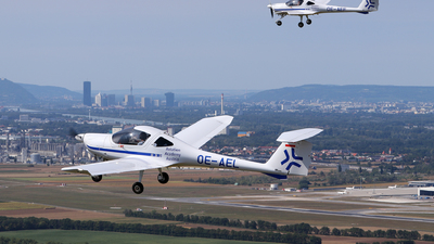 OE-AEL - Diamond Aircraft DV-20 E - Aviation Academy Austria