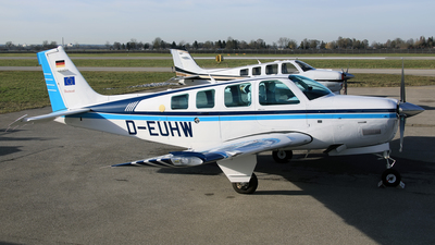 D-EUHW - Beechcraft A36 Bonanza - Private