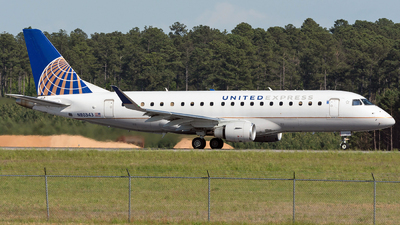 N80343 - Embraer 170-200LR - United Express (Mesa Airlines)