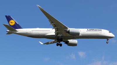 A picture of DAIXG - Airbus A350941 - Lufthansa - © Johannes Reichert