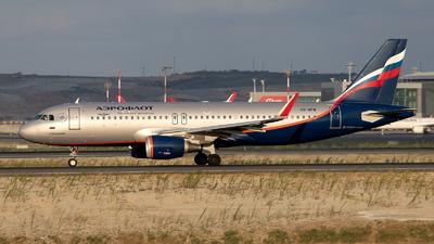 A picture of VQBPW - Airbus A320214 - Aeroflot - © Mustafa Sandikci