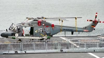 83-11 - Westland Super Lynx Mk.88A - Germany - Navy
