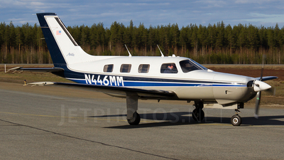 A picture of N446MM - Piper PA46310P Malibu - [4608006] - © Teemu Pesonen