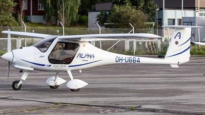 OH-U664 - Pipistrel Alpha Trainer - Private