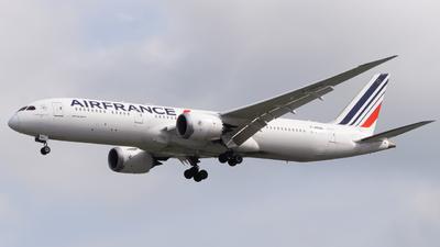 A picture of FHRBB - Boeing 7879 Dreamliner - Air France - © Mohamed Rizwan