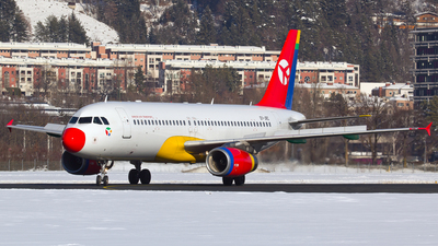 OY-JRZ - Airbus A320-233 - Danish Air Transport (DAT)