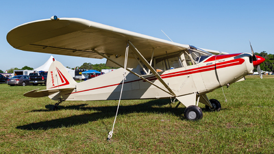 N900PA - Piper PA-12-160 Super Cruiser - Private