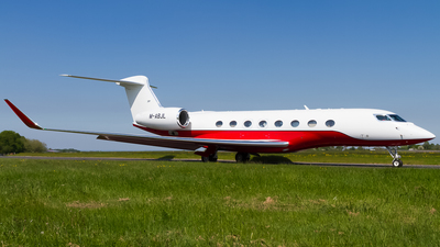 M-ABJL - Gulfstream G650 - Private