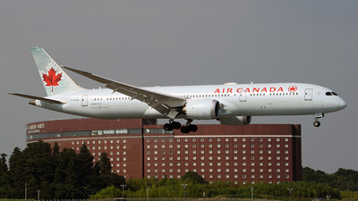 C-FPQB - Boeing 787-9 Dreamliner - Air Canada