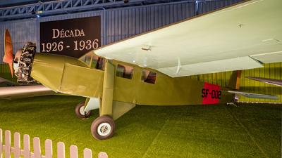SF-002 - Farmann F402 - Spain - Air Force