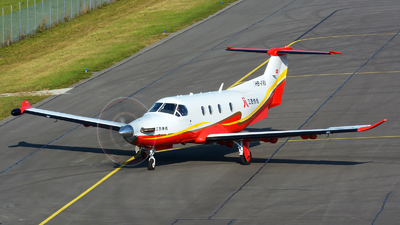 HB-FRI - Pilatus PC-12/47E - JiangXi Express