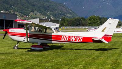 OO-WVS - Cessna 172N Skyhawk II - Aero Club - Zoute