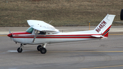 N6482M - Cessna 152 II - Private