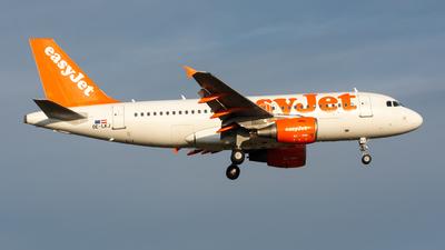 OE-LKJ - Airbus A319-111 - easyJet Europe