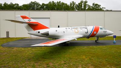 2121 - Dassault HU-25A Guardian - United States - US Coast Guard (USCG)