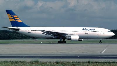 PK-MAY - Airbus A300C4-620 - Merpati Nusantara Airlines