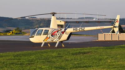 HB-ZSZ - Robinson R44 Raven II - Private