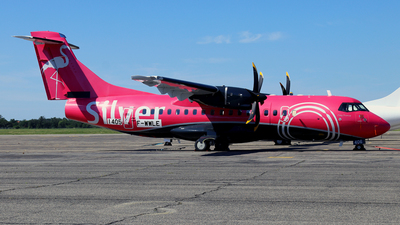 F-WWLE - ATR 42-600 - Silver Airways