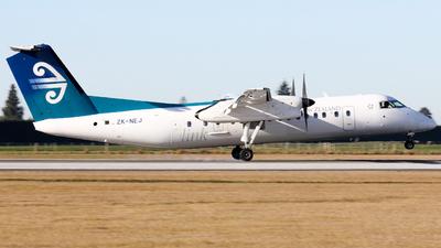 ZK-NEJ - Bombardier Dash 8-Q311 - Air New Zealand