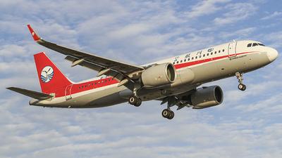 B-8958 - Airbus A320-271N - Sichuan Airlines