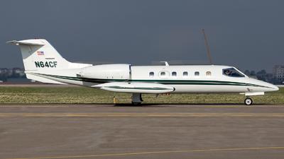 N64CF - Gates Learjet 35A - Private