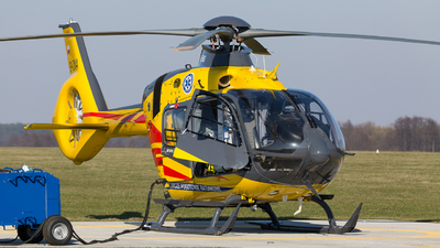 SP-DXA - Eurocopter EC 135P3 - Poland - Medical Air Rescue