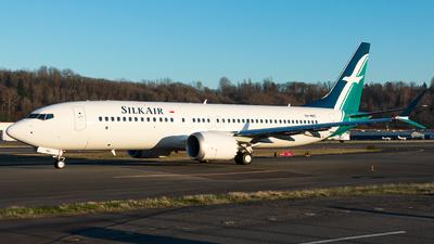 9V-MBC - Boeing 737-8 MAX - SilkAir
