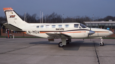 LN-MOA - Cessna 441 Conquest II - Private