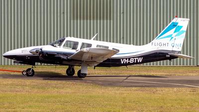 A picture of VHBTW - Piper PA34200 - [347450107] - © David Tweddle