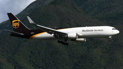 N324UP - Boeing 767-34AF(ER) - United Parcel Service (UPS)