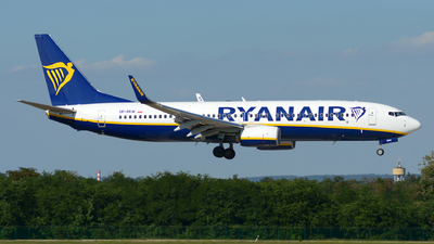 SP-RKW - Boeing 737-8AS - Ryanair Sun
